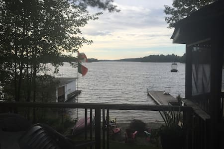 Tranquil cottage on Lake Muskoka - Torrance - Kabin