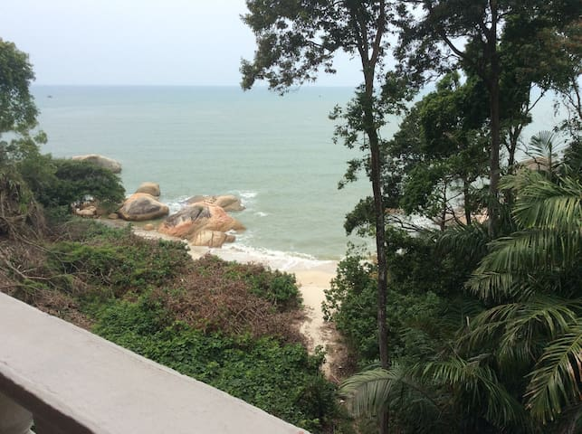 Double or twin room - sea view - Kuantan - Appartement