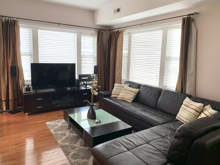 [3F] Modern Atlantic City Apartment - Ocean View