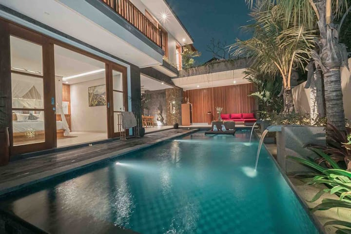 2Br private Villa (Wiri's House)