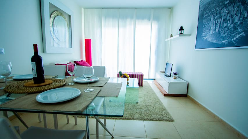 Luxury apartment on Icod de los Vinos