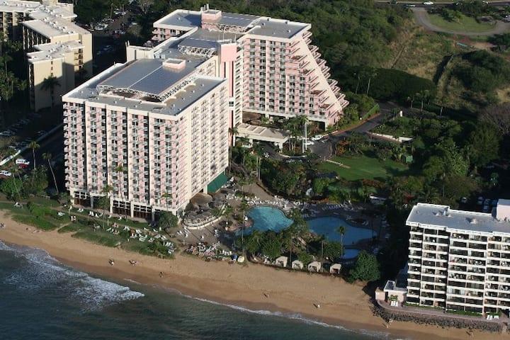 Kaanapali Beach Club. Maui, Hawaii.