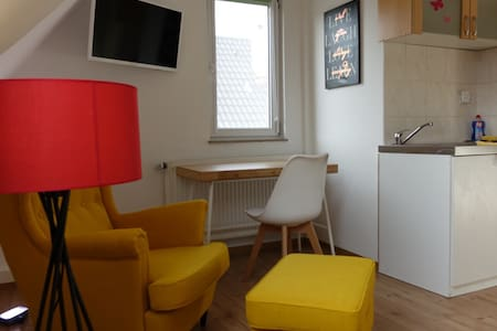1-Zimmer Appartment - Nürtingen - Huis