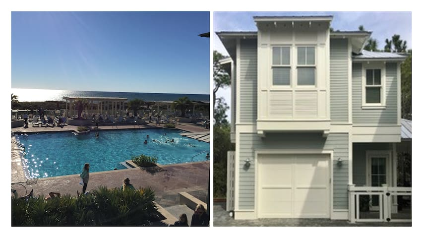 """""""Getaway Bungalow"""" Beach Access/6 Pools/Lazy River"""