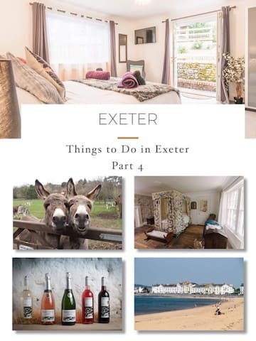 Things to Do in Exeter Part 4