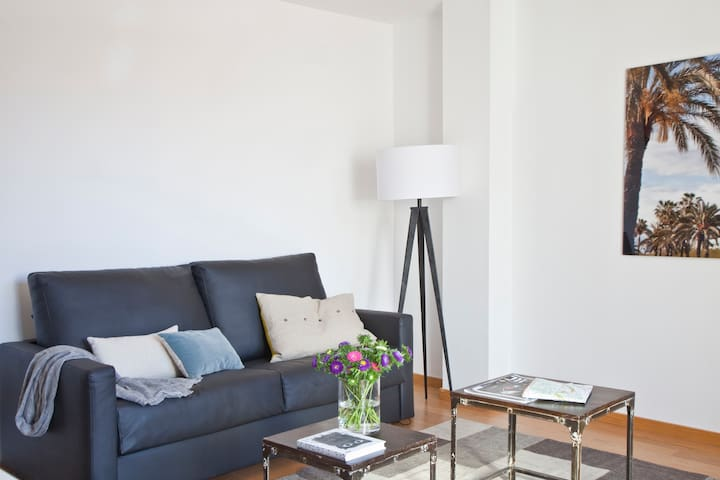 MONTHLY &Confy 1 bedroom apartment  in centre