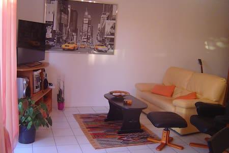 Chambre  avec balcon dans villa securisée - Blagnac