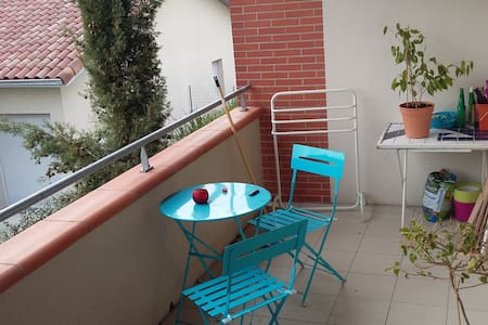 Appartement Saint-Alban, parking - Saint-Alban - Apartamento