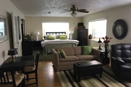 King Suite,Private Entrance,Heart of The Woodlands