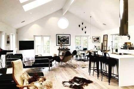 Modern House Stockholm Archipelago