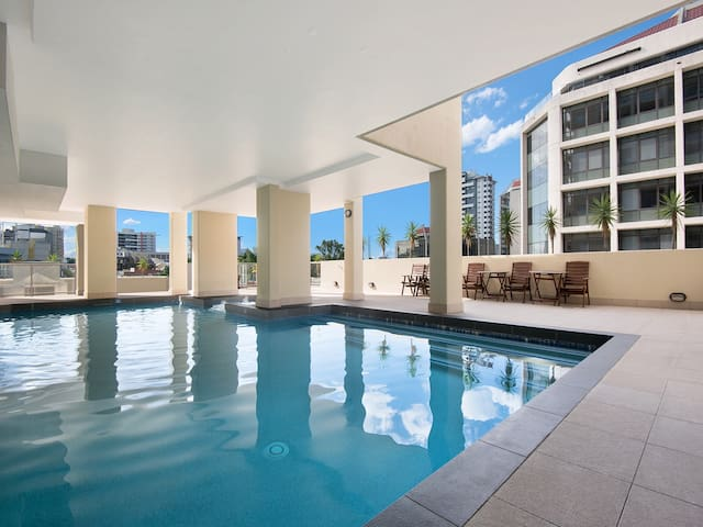 Modern apt in perfect CBD location - Brisbane - Pis
