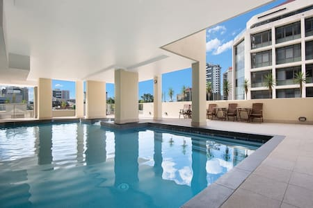 Modern apt in perfect CBD location - Brisbane