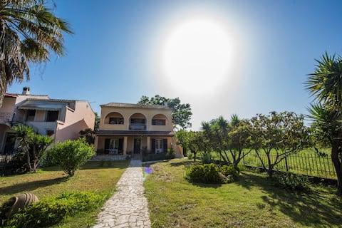 Marina's house at Potamos Village!