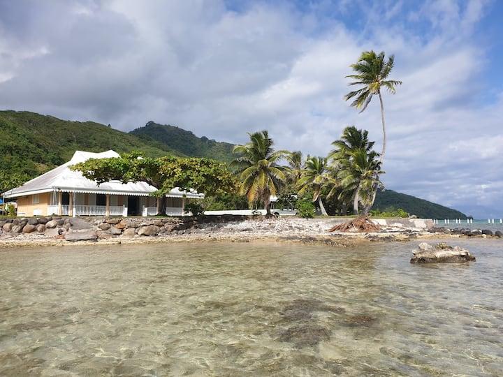Villa entière, Ty'are Villa Nui