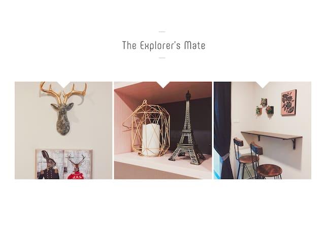 The explorer's mate