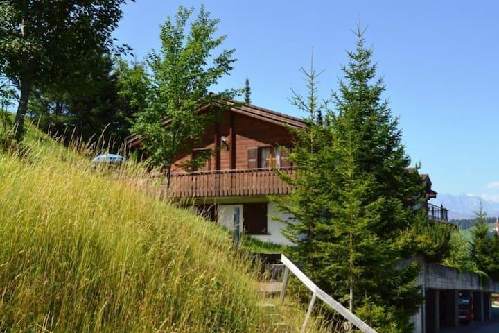 Familienchalet Schesaplana - Grüsch - Vakantiewoning