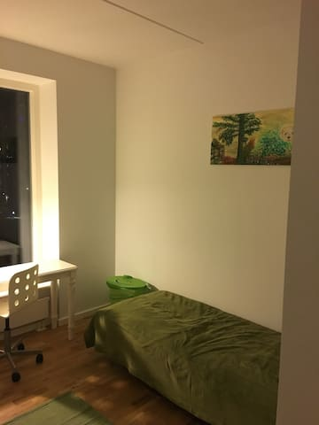 Bright room in new apartment - Herlev - Appartement