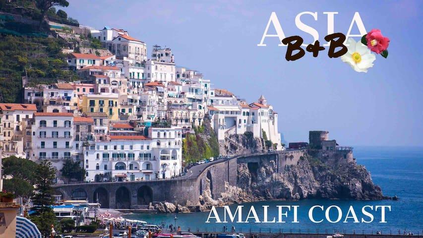 """""""Asia"""" B&B Camera doppia in centro vicino Pompei"""