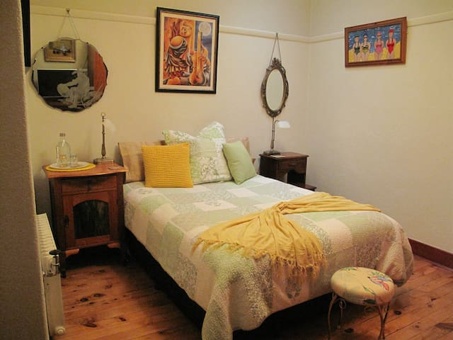 Napier Room with Double Bed