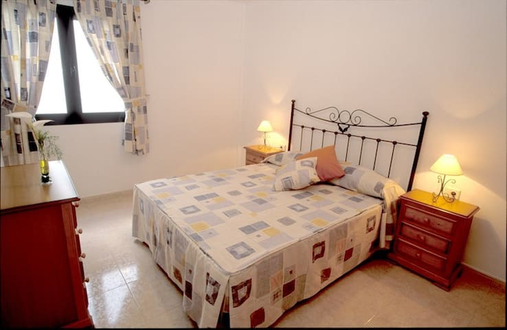 Apartment one step away from the beach (2 pax) - Giniginamar - Appartement