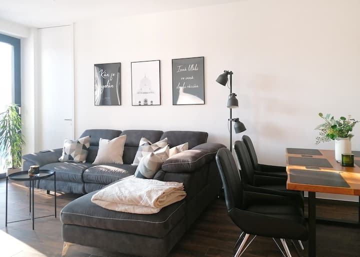 Modern Apartment close to Lake - Berlin Ostkreuz