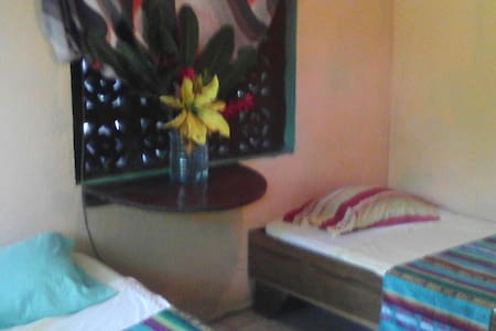 Pepes Room - Cahuita - Cabin