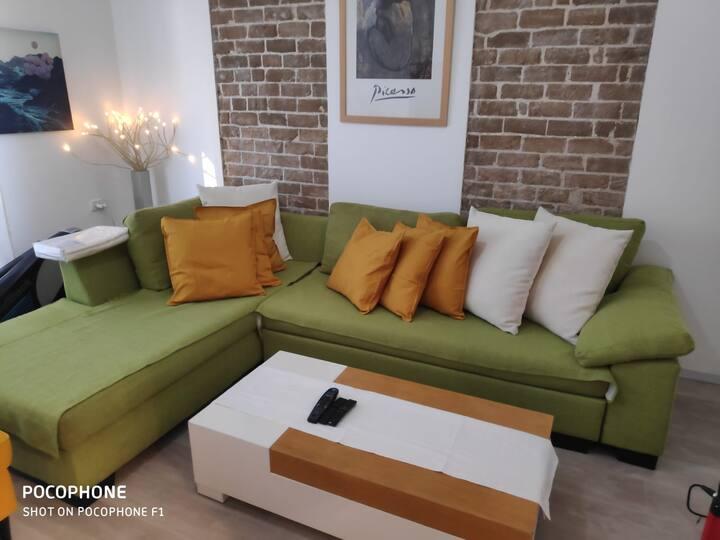 Ramat Gan Diamond - shared 4 rooms Apartment