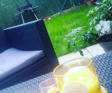 Appart av jardin a 25min de Paris - Brunoy - Apartment