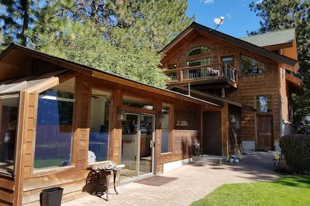 The Waterfront Retreat, Pend Oreille River - Priest River