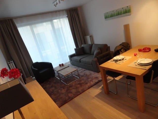 Nieuw appartement met 2 slaapkamers - Evere - Huoneisto