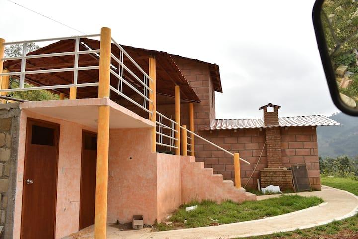 Cabaña El Geranio/Cabañas Xakali