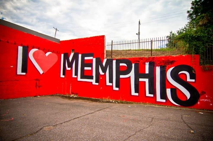 Public Art Scene - Memphis