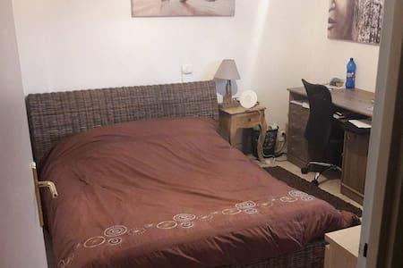 Appartement T3 , Auzeville-Tolosane chambre privé - Auzeville-Tolosane - Wohnung