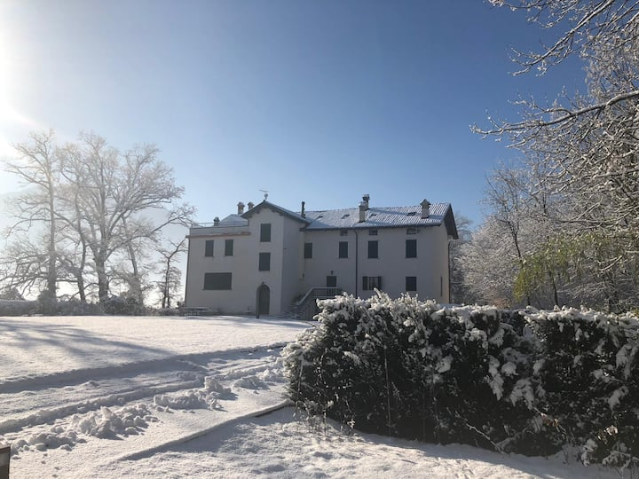 Villa San Liberale - Suite Erminia