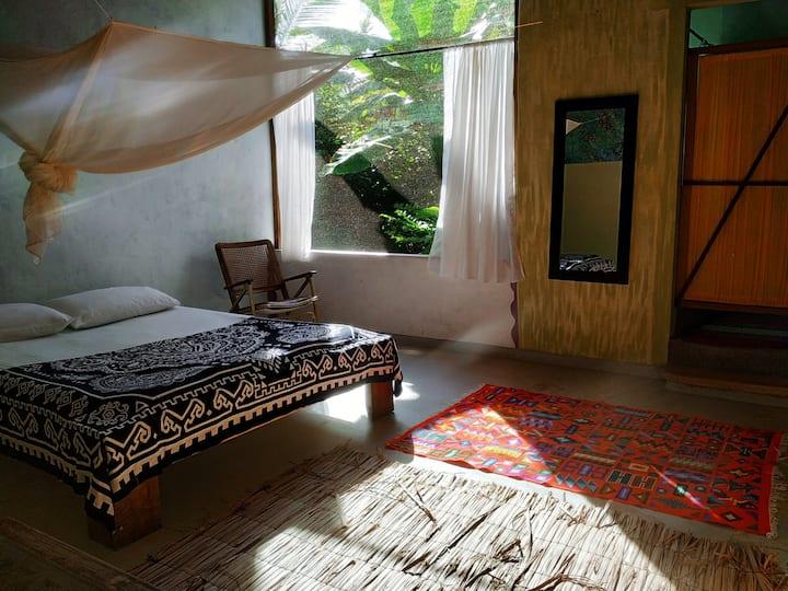 Paraíso Cangrejales *5 Habitación Matrimonial