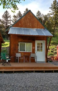 Bunkhouse at The Lazy E-nuf Ranch