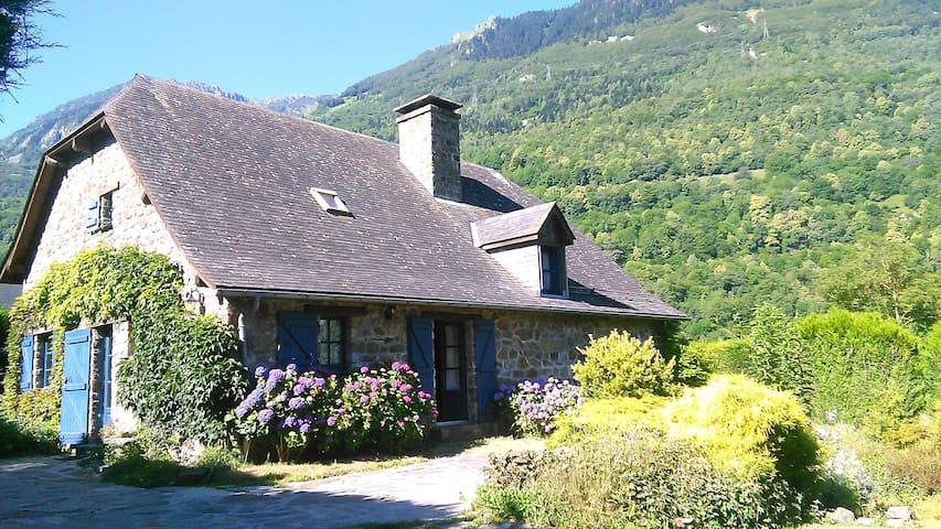 Superbe ! Maison La Luzienne - Luz-Saint-Sauveur - Casa
