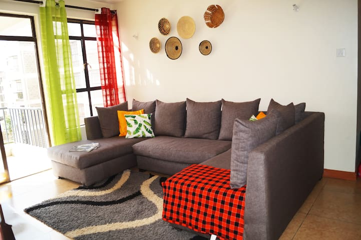 Savannah Airport Apartment near JKIA