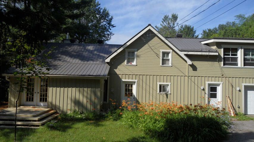 House in Nature, 15 min from Ottawa - Chelsea - Hus
