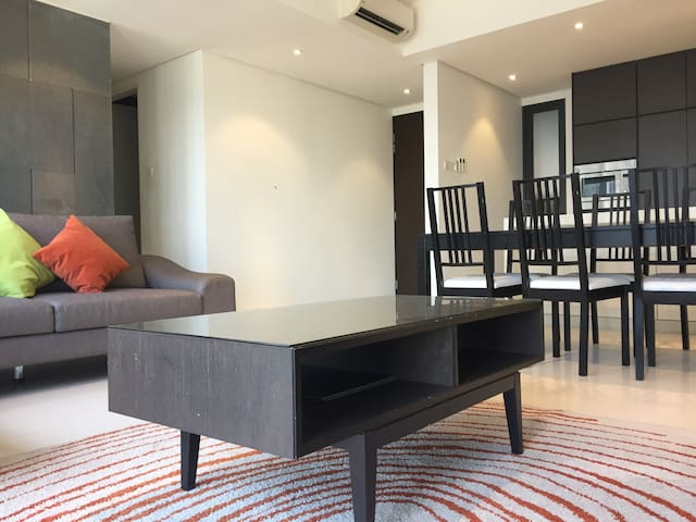 3BR Apartment for 4 pax at Capers KL - Kuala Lumpur - Apartament