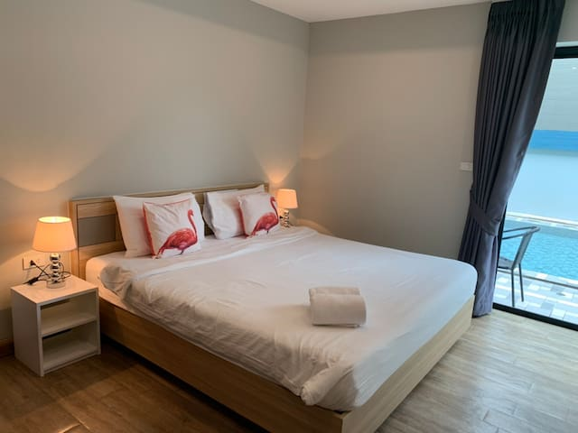 Nice Suite Villa One Bedroom at Sivana Place