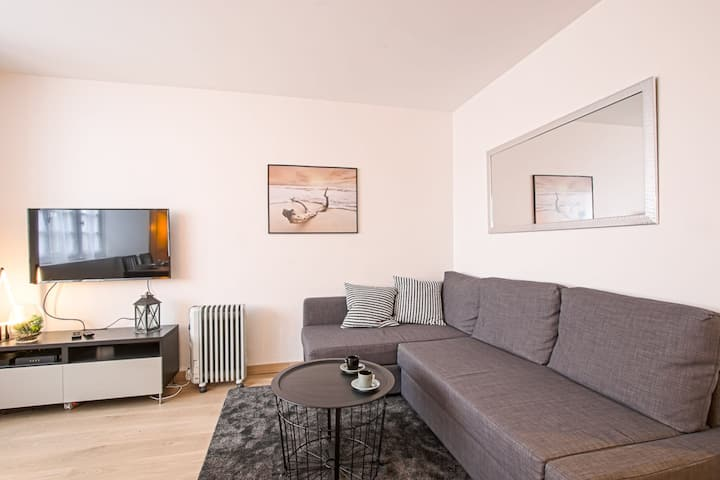 NICE AND COZY APT IN THE HEART OF DEAUVILLE