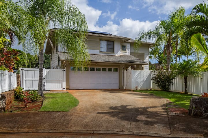 Beautiful Newer Mililani Island Style Luxury Home - Mililani