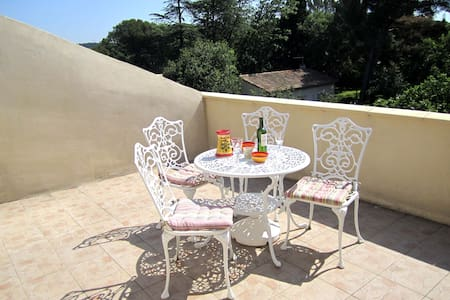 South Of France Property Near Uzes - Fournes