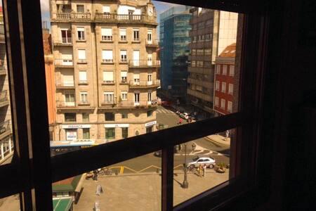 Piso en Plaza de Galicia - Vilagarcía de Arousa - Apartamento