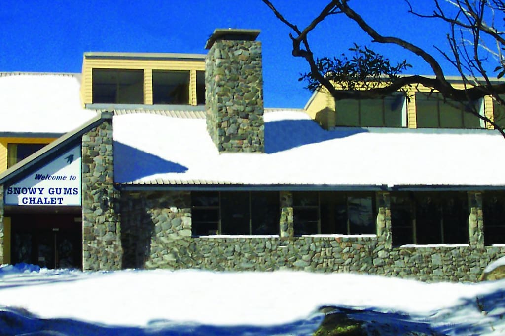 On Snow Chalet 200mts From Lifts and all Perisher has to offer
