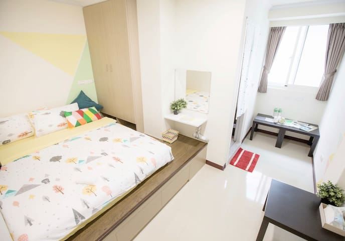 10% off every day,1~2 people room (2B),2~4 floor