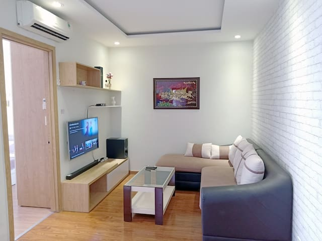 Luxury Apartment. 2BR.2WC AIRPORT 15MIN