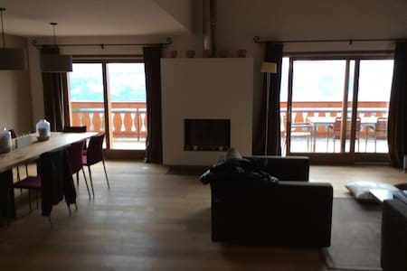 Luxurious chalet & panoramic view - Apartment