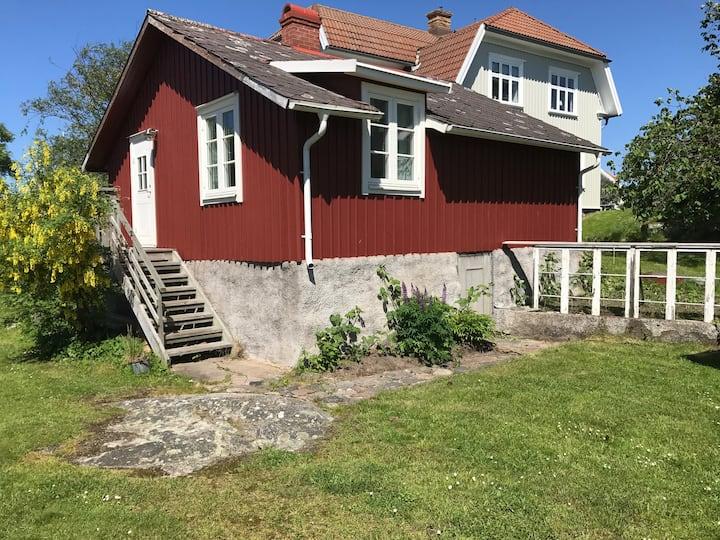Hönö: summer island in sweden's west arpichelago